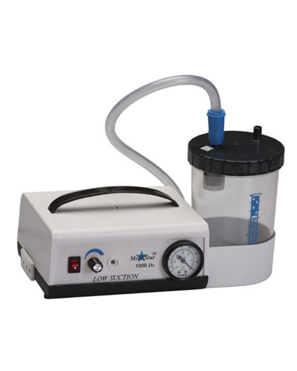 Electrical-Slow-Suction-polycarbonate-jar