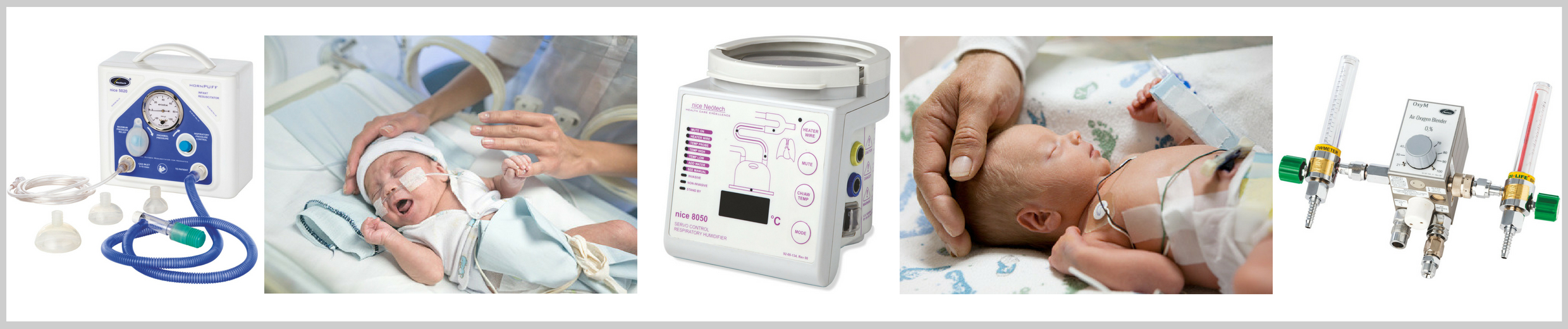 Neonatal Respiratory Equipments